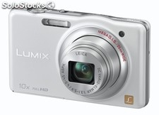 Cámara de fotos compacta Panasonic DMC-SZ7EG-W Outlet Full HD 14.1Mp zoom 10x