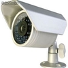 CAMARA DE SEGURIDAD COLOR CON LED INFRARROJO