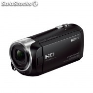 Camara de video memoria flash sony HDRCX405B.cen