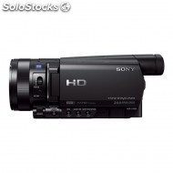 Camara de video memoria flash sony HDRCX900EB.cen full hd,12x,3.5""