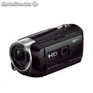 Camara de video memoria flash sony HDRPJ410B.cen