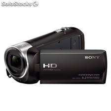 Cámara de vídeo sony hdr-CX240EB negra full hd