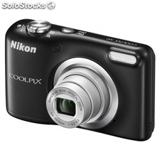 Camara digital nikon coolpix A10 negra - 16.1MPX - zoom optico 5X - tft