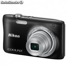"Camara digital nikon coolpix s2900 - 20.1mpx - zoom optico 5x - tft 2.7""/6.7cm"