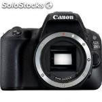 Camara digital reflex canon eos 200D body cmos/ 24.2MP/ digic 7/ 9 puntos de