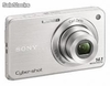 Camara Digital Sony dscw560 Silver 14,1 mp hd