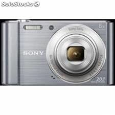 Camara digital sony kw810s 20.1mp zo 6x video hd plata
