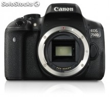 Camara fotos canon eos 750D ef-s 18-55IS stm