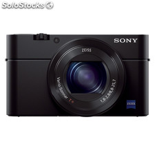 Camara fotos sony DSCRX100M3 20,1MP Negra