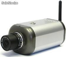 Camara ip Box Color cmos Inalambrica (Wi-Fi)