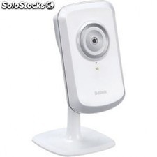 Camara IP inalambrica DLINK dcs-930l sensor cmos color 640x480 long focal