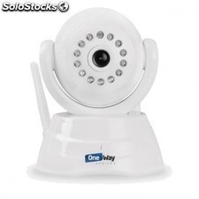 Camara IP inalambrica one way owiPCamsd - domo interior - 640x480 - 13 LEDs