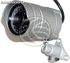 Cámara Profesional cctv Soporte Pared (36 ir-led 4.3mm) (VV78)