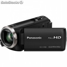 Camara video hc-V180-ec 50X full hd kit panasonic