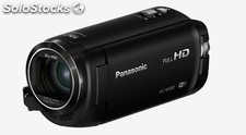 Camara video panasonic HCW580 fhd Negra