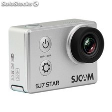 Camara video sjcam SJ7 star 4K silver PGK02-A0015103