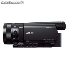 Camara video sony FDRAX100EB 4K Wifi nfc
