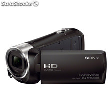 Camara video sony HDRCX240E Zeiss Negra