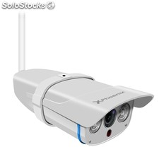 Camara vigilancia ip wifi + red