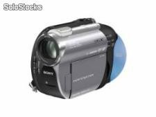 Camera Filmadora Digital DCR-DVD-308 dvd
