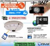 Camera ip dome 360° hd