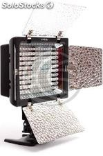 Camera LED lamp 1138 lumens with barn 160LED (EM54-0002)