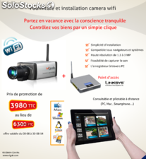 Camera Wifi Vigob