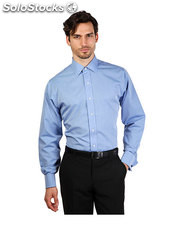 camicie uomo brooks brothers blu (30395)