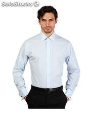 camicie uomo brooks brothers blu (30396)
