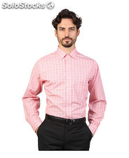 camicie uomo brooks brothers rosa (30428)