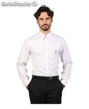 camicie uomo brooks brothers rosa (30448)