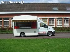 Camion Friterie Snack vers. Junior