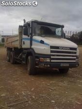 Camion scania occasion