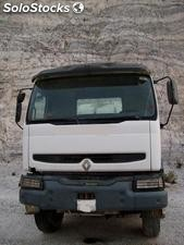 Camions malaxeur renault