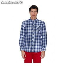 Camisa casual wear cuadros - the indian face - 8433856042191 - 15-002-05-xs