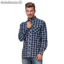 Camisa cool winter cuadros - the indian face - 8433856042085 - 15-002-03-xxl