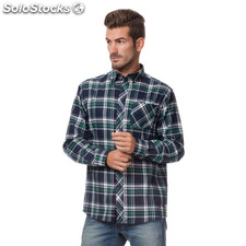 Camisa freestyle cuadros - the indian face - 8433856042313 - 15-002-07-xs