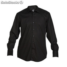 Camisa Hombre m negro workwear collection