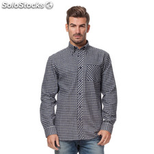 Camisa mountain cuadros - the indian face - 8433856041958 - 15-002-01-xs