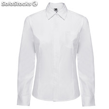 Camisa Mujer m blanco workwear collection