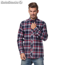 Camisa snow legend cuadros - the indian face - 8433856042221 - 15-002-06-m