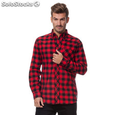 Camisa snow ride cuadros - the indian face - 8433856042689 - 15-002-13-xxl