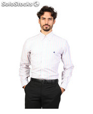 camisas hombre brooks brothers rosa (30411)