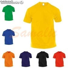Camiseta Adulto Color Premium ref 4481