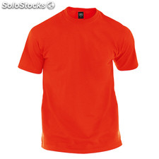 Camiseta adulto color rojo 1 % algodón 15 g/ M2.