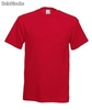 Camiseta Adulto Fruit Original Colores Varios