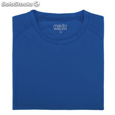 Camiseta adulto tecnic plus Azul