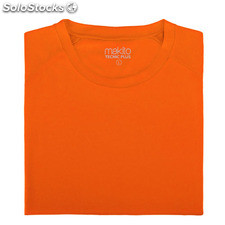 Camiseta adulto tecnic plus Naranja