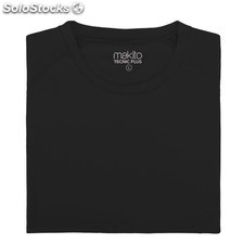 Camiseta adulto tecnic plus Negro