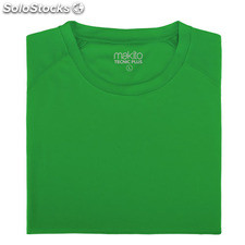 Camiseta adulto tecnic plus Verde